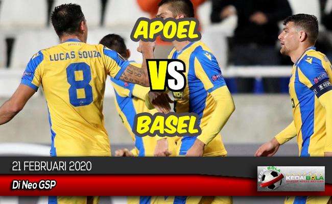 Prediksi Skor Bola APOEL vs Basel 21 Februari 2020