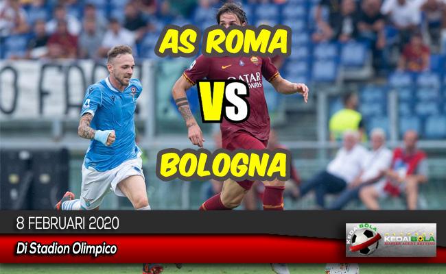 Prediksi Skor Bola AS Roma vs Bologna 8 Februari 2020