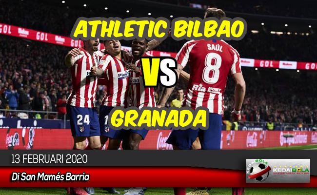 Prediksi Skor Bola Athletic Bilbao vs Granada 13 Februari 2020