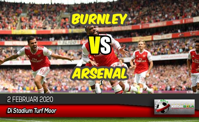 Prediksi Skor Bola Burnley vs Arsenal 2 Februari 2020