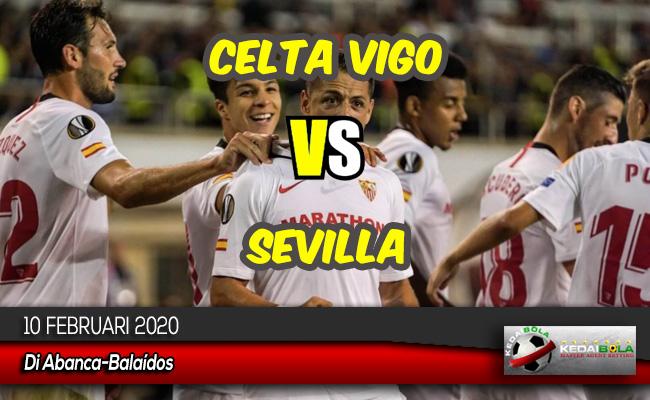 Prediksi Skor Bola Celta Vigo vs Sevilla 10 Februari 2020