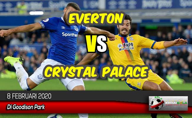Prediksi Skor Bola Everton vs Crystal Palace 8 Februari 2020