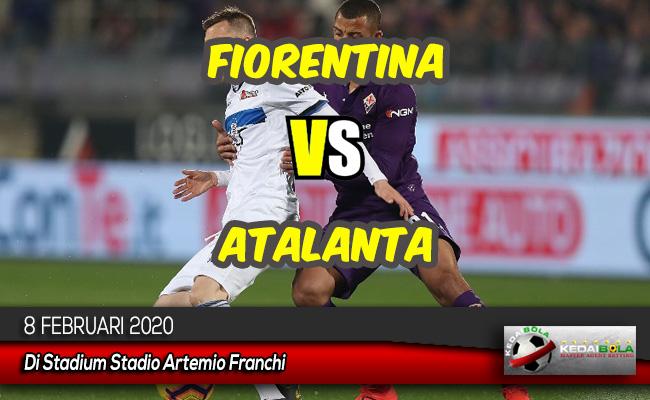 Prediksi Skor Bola Fiorentina vs Atalanta 8 Februari 2020