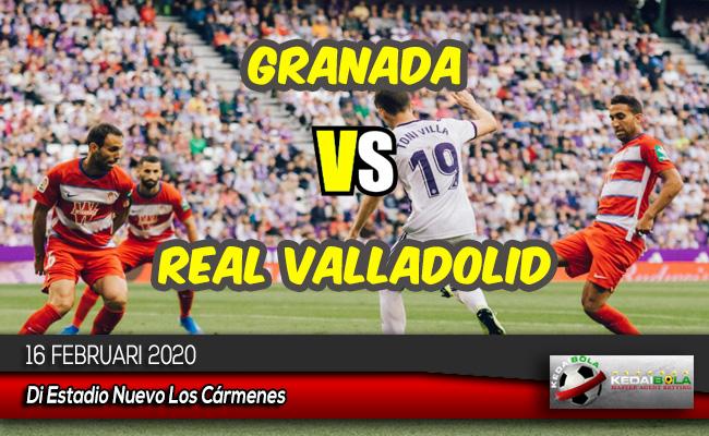 Prediksi Skor Bola Granada vs Real Valladolid 16 Februari 2020