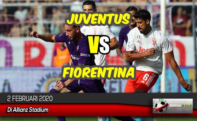 Prediksi Skor Bola Juventus vs Fiorentina 2 Februari 2020