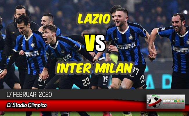 Prediksi Skor Bola Lazio vs Inter Milan 17 Februari 2020