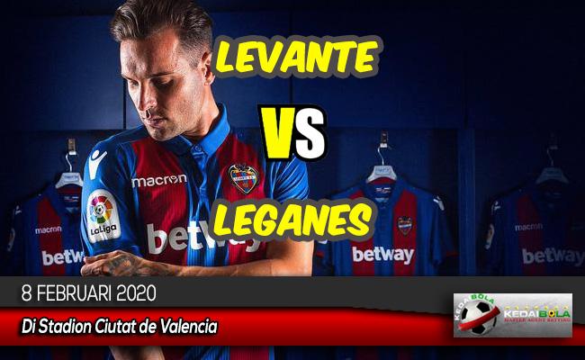 Prediksi Skor Bola Levante vs Leganes 8 Februari 2020