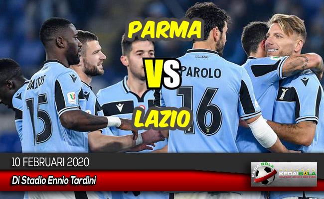 Prediksi Skor Bola Parma vs Lazio 10 Februari 2020