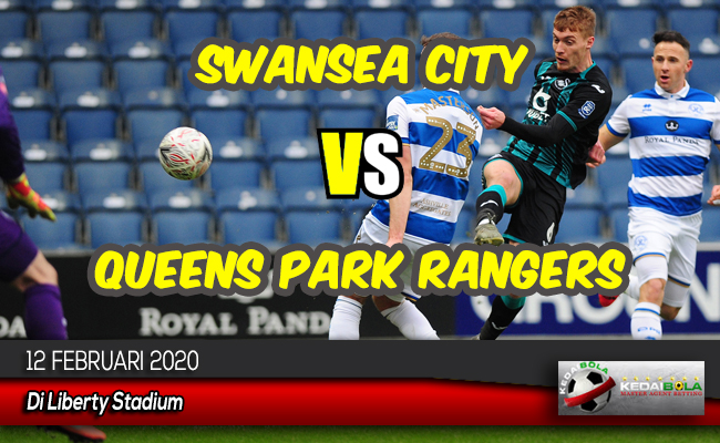 Prediksi Skor Bola Swansea City vs Queens Park Rangers 12 Februari 2020