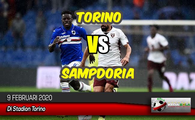 Prediksi Skor Bola Torino vs Sampdoria 9 Februari 2020