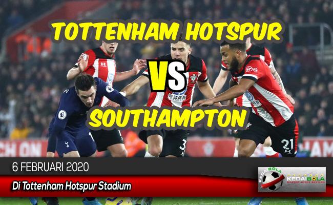 Prediksi Skor Bola Tottenham Hotspur vs Southampton 6 Februari 2020